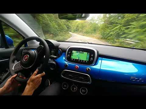 Fiat 500X MY19 conduite moteur Firefly 1.0 L 120 ch