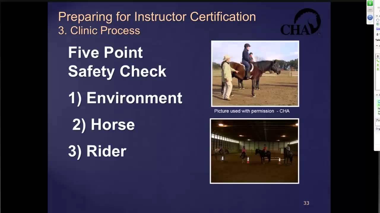 Preparing For Cha Instructor Certification Webinar Youtube