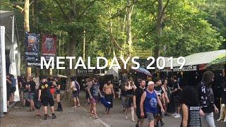 METALDAYS 2019   AFTERMOVIE BY DIPARTICLE