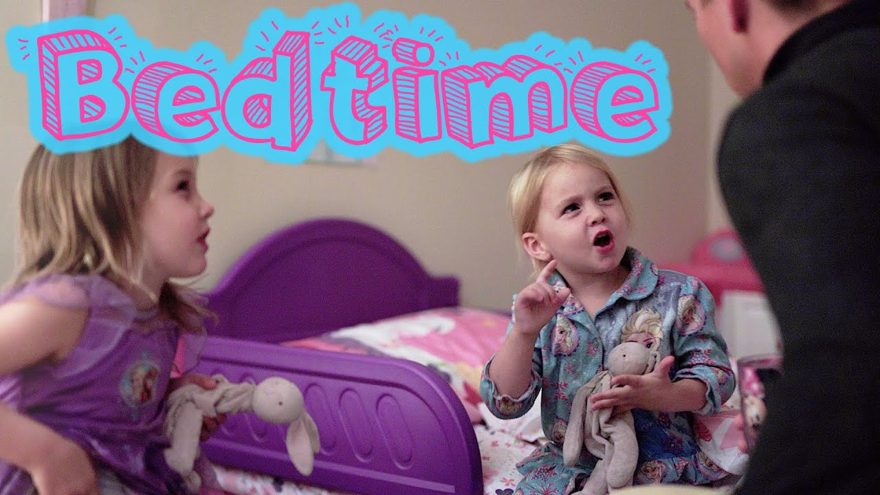 "How NOT to Put Your Kids to Bed - Funny ""BEDTIME"" Short Film"