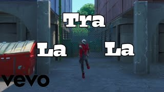 Tra La La - Fortnite Music Video (*NEW* SEASON 10 SKIN AND EMOTE!