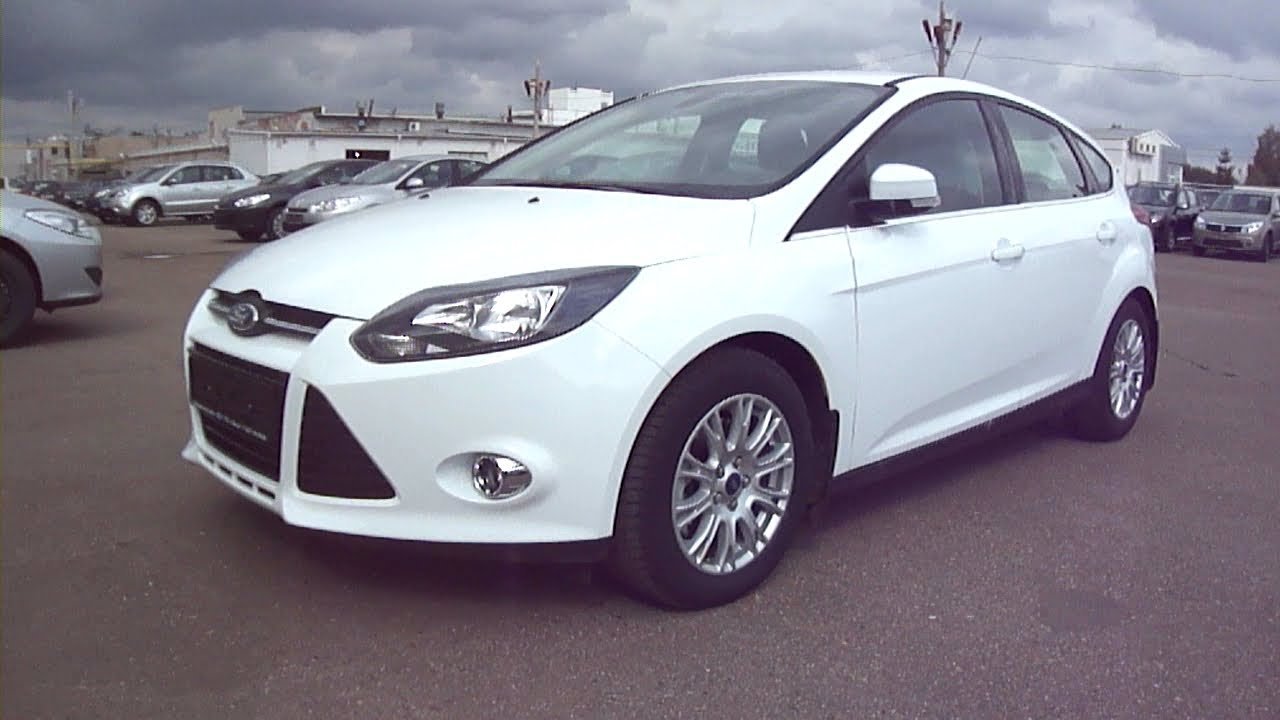 2011 ford focus 3 hatchback start up engine and in depth tour youtube. Black Bedroom Furniture Sets. Home Design Ideas