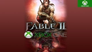 Fable II Xbox One Backwards Compatible Gameplay HD 1080P