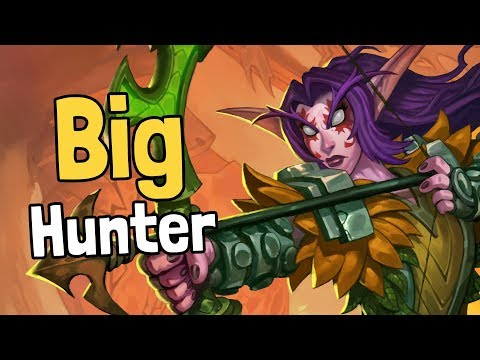 Big Kathrena Hunter Decksperiment - Hearthstone
