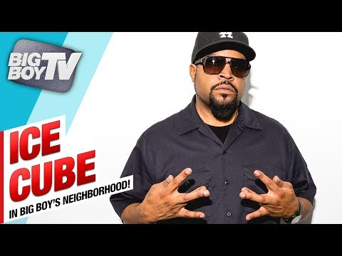 Ice Cube on His New Music, His New Star, Bill Maher and A LOT MORE!