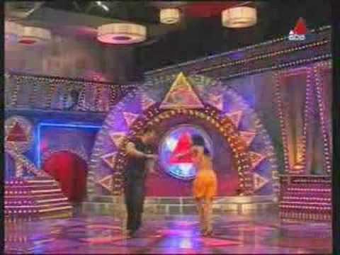 Upeksha Swarnamali And Akalanka Ganegama Sirasa Dancing Stars S...