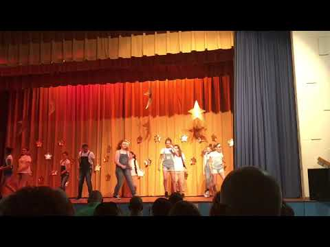"""Orems Elementary School 5th/4th Grade Performing """"The Newsies, Seize the Day"""""""