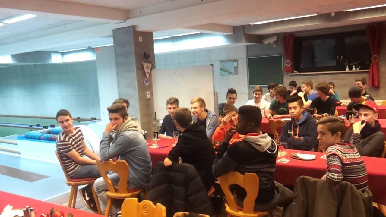 Rede Weihnachtsfeier Fussballverein.Ansprache Trainer Weihnachtsfeier U17