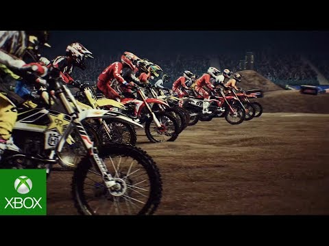 Monster Energy Supercross - The Official Videogame Youtube Video