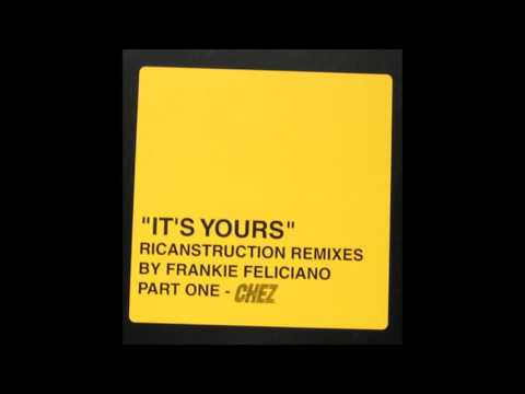 Jon Cutler Feat. E-Man - It's Yours (Kaze Retro Mix)