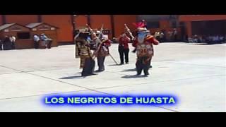 LOS NEGRITOS DE HUASTA (2013 - 2014) SUPER ORQUESTA SAN MIGUEL ARCANGEL