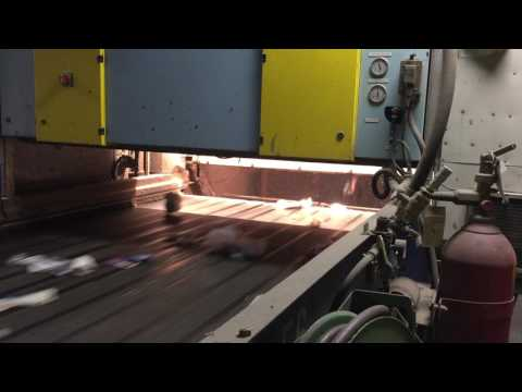 Rumpke optical scanner