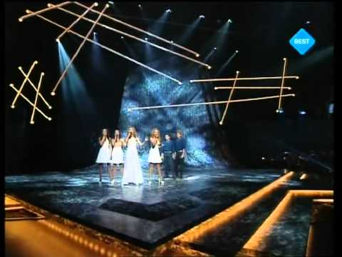 Amen / אמן - Israel 1995 - Eurovision songs with live orchestra