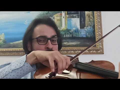 Preludio de la 3º ra suite de j. S. Bach, en do mayor - Hugo Cortés (2)