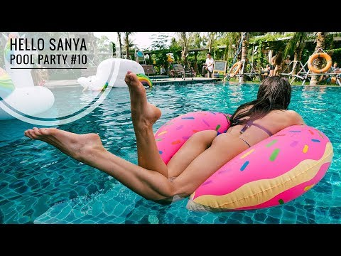 Sanya Pool Party #10 Official Aftermovie