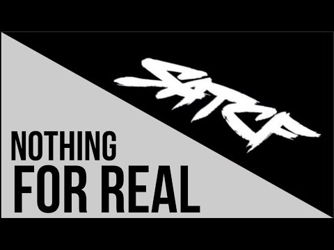 SATCF (Snickers And The Chicken Fighter) - Nothings For Real (Lyrics Video)