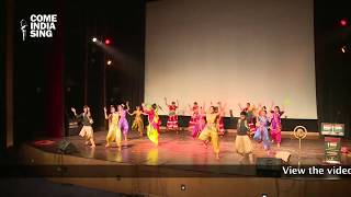 Dance Performance: (Folk & Patriotic Dances) by students of CCA School, Gurgaon