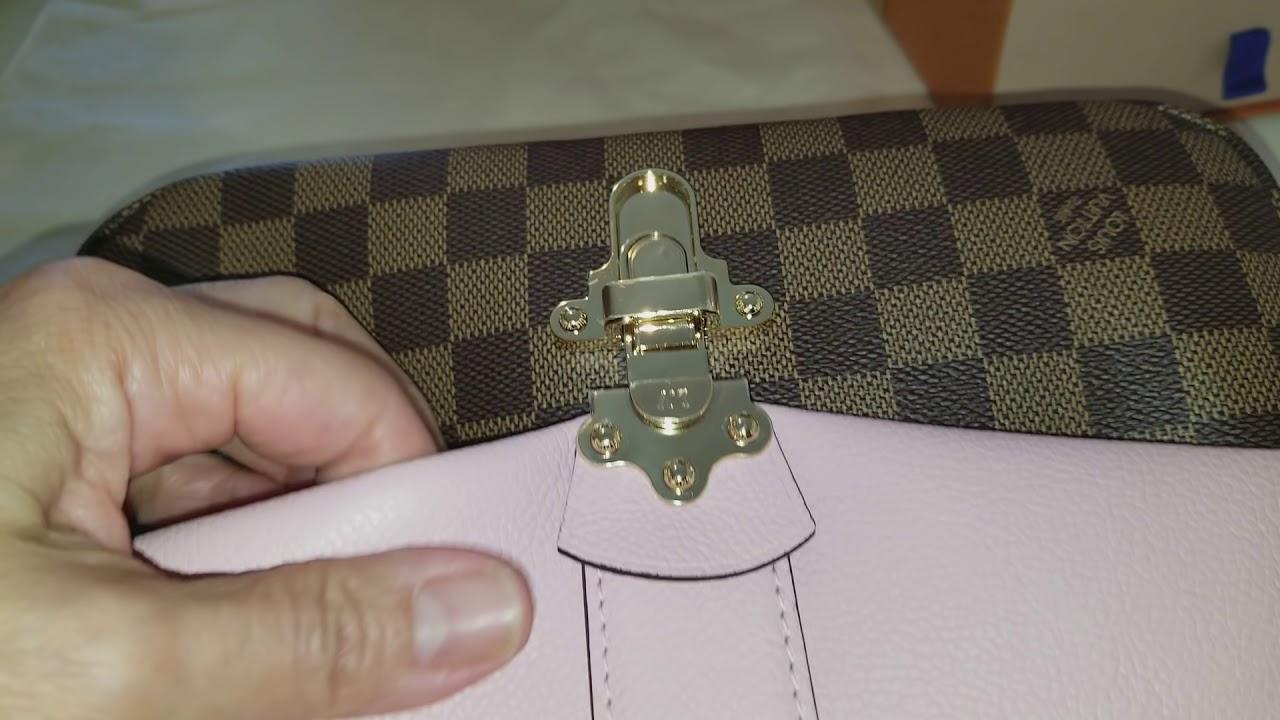 9a9980e41 Louis Vuitton LV Clapton PM crossbody purse unboxing- Magnolia - YouTube