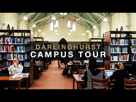 University of Notre Dame - Darlinghurst Campus Tour