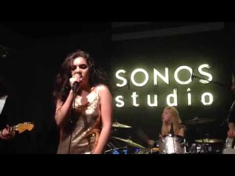 Charli XcX - I Want Candy (live cover at SONOS Studios)