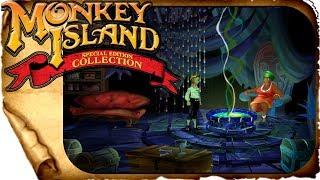 Let's play The Secret Of Monkey Island Special Edition - #02 DIE VOODOLADY - (Deutsch) (German)