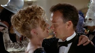 bruce and selina at the dance ball batman returns