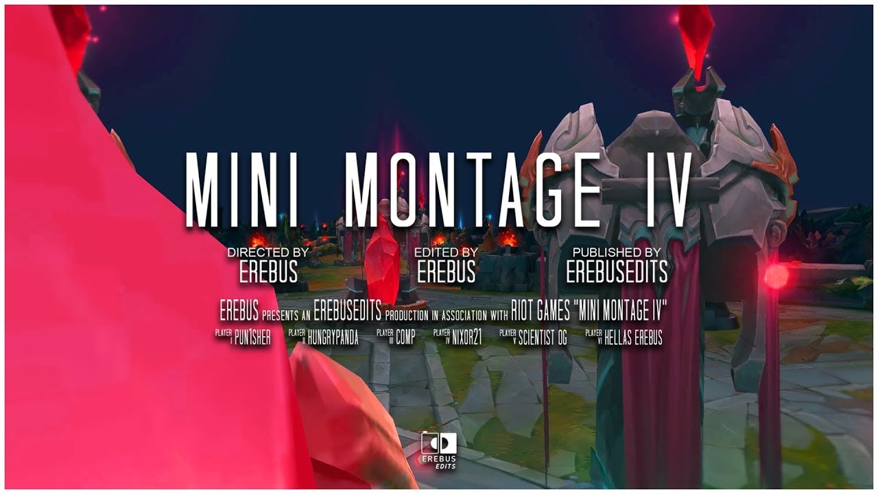 MINI MONTAGE IV (ft. Pun1sher, Comp and more)