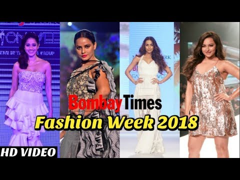 Bombay Times Fashion Week 2018 FULL SHOW HD VIDEO