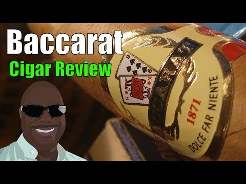 Baccarat | Mild Sugar-tipped, Connecticut wrapped Honduran cigar