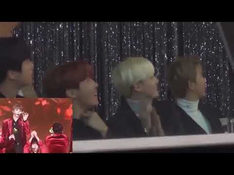 Free Download Bts Reaction To Wanna One (golden Disc Awards 180118) Mp3 dan Mp4