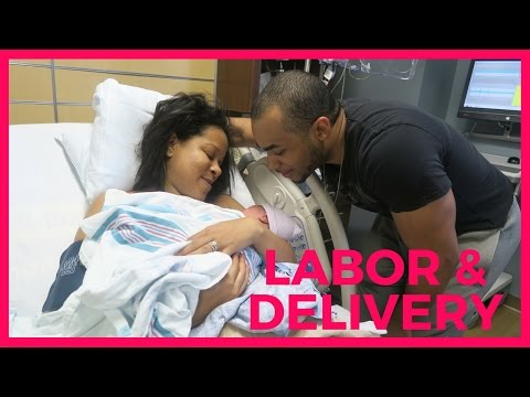 OMG MY WATER BROKE! | LABOR & DELIVERY | THE DUNSTONS