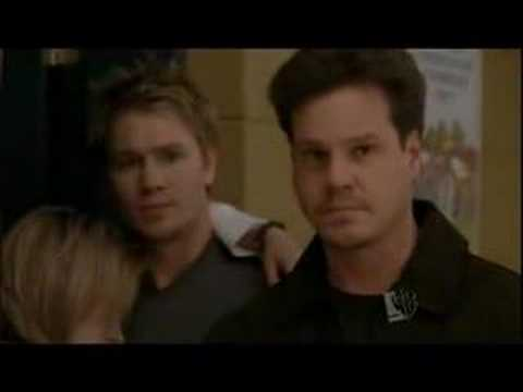 One Tree Hill  The Moment Between Lucas and Keith