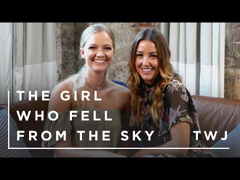 Tea with Jules with The Girl Who Fell from the Sky - Em Carey