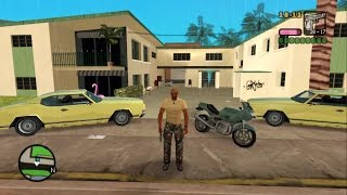 GTA: Vice City Stories - Intro & Gameplay HD (PS2/PCSX2)