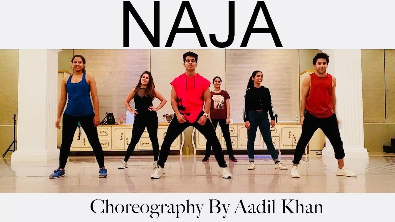 Download Naja   Pav Dharia   Aadil Khan Choreography   beginner level   Latest Punjabi Songs