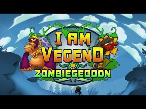 I Am Vegend: Zombiegeddon - Universal - HD Gameplay Trailer