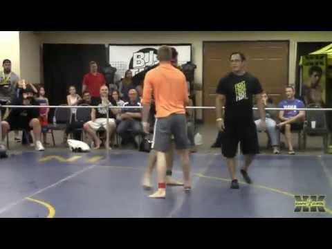 2015 Kumite Classic 8-Man Qualifying matches