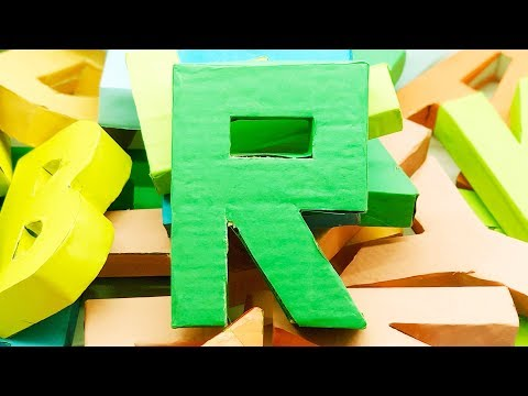 Origami Alphabet Letter 'P' | Alphabet Letters Making by Paper | 5 Minutes Crafts & Toys