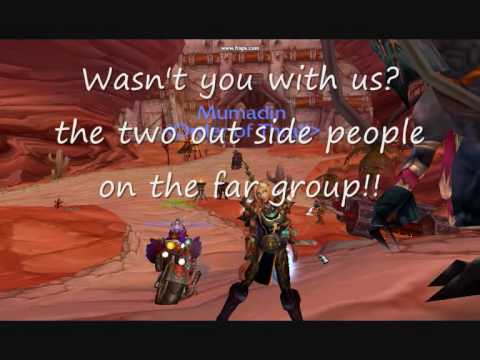 World Of Warcraft Crazy Guild Chat.wmv