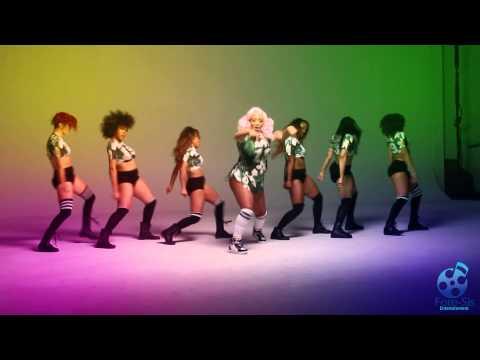 Tifa Bak it Up- Behind the Scenes