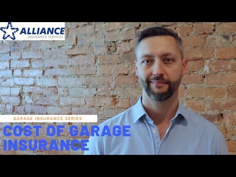 How Much Does Garage Insurance Cost?