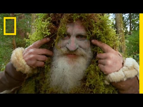 Moss Man | The Legend of Mick Dodge - YouTube