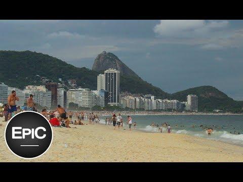 Copacabana - Río de Janeiro, Brasil (HD)