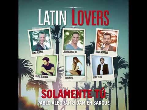 Solamente Tú (Versión Español/Francés) — Pablo Alborán & Damien Sargue