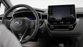 Ronde de présentation de la toute nouvelle Corolla   Des technologies pour rester connecté