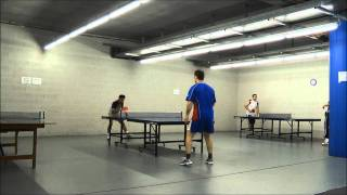 ping pong unlikely shot
