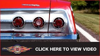 1962 Chevrolet Impala SS (SOLD)