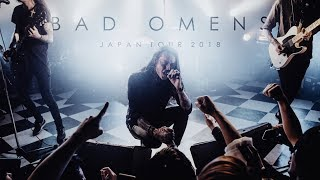 Debut album 'Bad Omens' // OUT NOW iTunes: http://smarturl.it/BadOm...