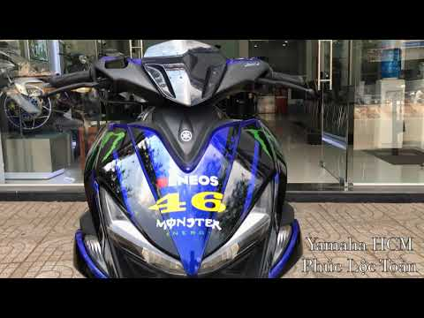 Yamaha NVX 155 Monster Energy Tại Yamaha Town Phúc Lộc Toàn