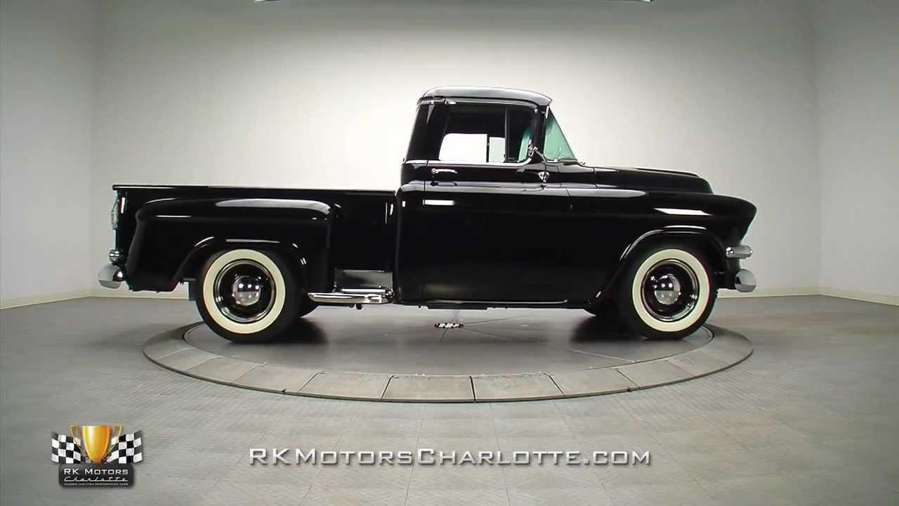 Half Ton Truck >> 133020 / 1957 GMC 1/2 Ton Pickup - YouTube